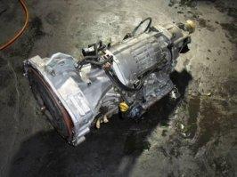 АКПП Subaru Forester SF5 STI EJ20 - Продажа автозапчастей в Тюмени